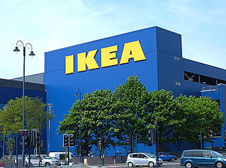 Tameside - IKEA's store in Ashton-under-Lyne, which opened in 2006, was their first in a town centre.