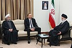 Ilham Aliyev meet Ali Khamenei - March 5, 2017 (8).jpg