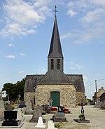 L'église Saint-Jean-Baptiste.
