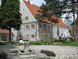 Kirchplatz in Ulm