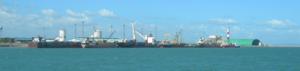 Port of Iloilo - International container port, Port of Iloilo, Iloilo City, the Philippines