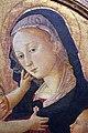Imitatore di lippi-pesellino, madonna col bambino e san giovannino in un tondo, 1460-70 ca. 03.JPG