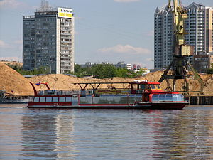Imperator on Khimki Reservoir 5-jun-2016 01.JPG