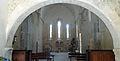 In the chapel of Abbaye de Saint-Hilaire, Ménerbes.jpg