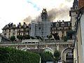 Incendie de l'Hôtel Bernascon - Aix-les-Bains, 2015.JPG