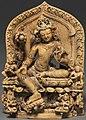 India, Nalanda, Pala Period - Lokesvara Khasarpana form of Avalokitesvara - 1991.155 - Cleveland Museum of Art (cropped).jpg