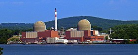 image illustrative de l'article Centrale nucléaire d'Indian Point