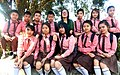 Indian school students with their teacher at Hnahthial.jpg