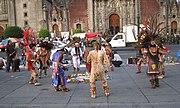 Indianische Tänze