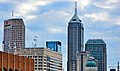 Indy skyline, July 18, 2009.jpg