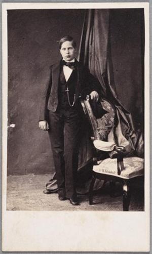 Infante Fernando of Portugal - Image: Infante D. Fernando (1856) Francisco Augusto Gomes