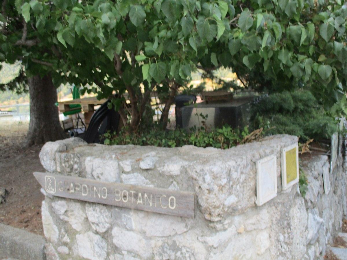 Giardino Botanico Loreto Grande Wikidata