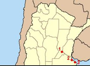 Lithuanian Argentines - Main cities with Lithuanian population in Argentina: 1.Rosario 2. Buenos Aires 3. Berisso