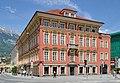 Innsbruck - Eckhaus Maria-Theresia-Straße, Salurnerstraße.jpg