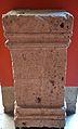 Inscripció sepulcral D. M. LUCIO CASSI URBICI, museu de Belles Arts de València.JPG