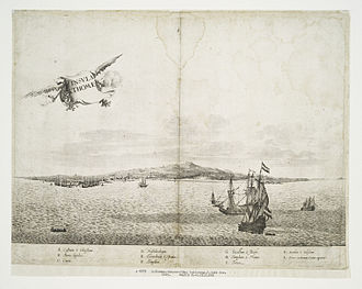 Island of Sao Tome (Saint Thomas) in 1645 Insula S. Thomae-1645.jpg