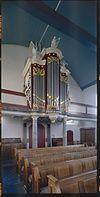 interieur, aanzicht orgel, orgelnummer 885 - linschoten - 20349217 - rce