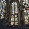 Interieur koor, oostzuiddoostzijde, glas in loodraam - Vierakker - 20346252 - RCE.jpg
