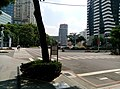 Intersection of Guanqian Road and Taiwan Boulevard.jpg