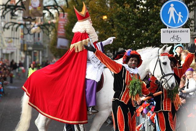 Het Paard Van Sinterklaas Bokt Nl