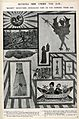 Inventions; various illustrations taken from mediaeval or la Wellcome V0024566.jpg