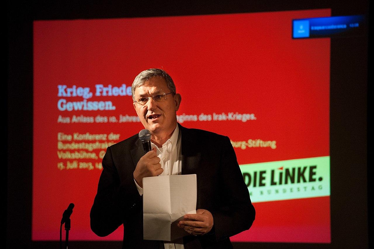 Irak-Konferenz der Fraktion DIE LINKE. im Bundestag Foto Uwe Steinert (8567594013).jpg