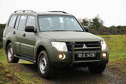 Irish Army New Pajero (4184292173).jpg