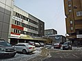 Irkutsk. February 2013. Cinema Barguzin, regional court, bus stop Volga, Diagnostic Center. - panoramio (40).jpg