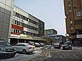 Irkutsk. February 2013. Cinema Barguzin, regional court, bus stop Volga, Diagnostic Center. - panoramio (40).jpg