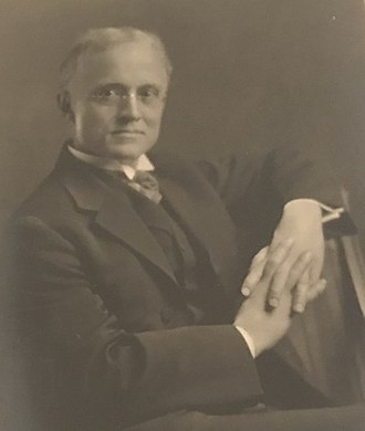 Isaac Joslin Cox - Dr. Isaac Joslin Cox retired as Chairman of the history department at Northwestern University in 1928