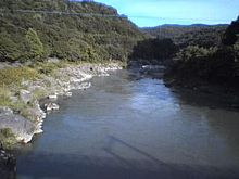 Ishikari river at kamui kotan.jpg