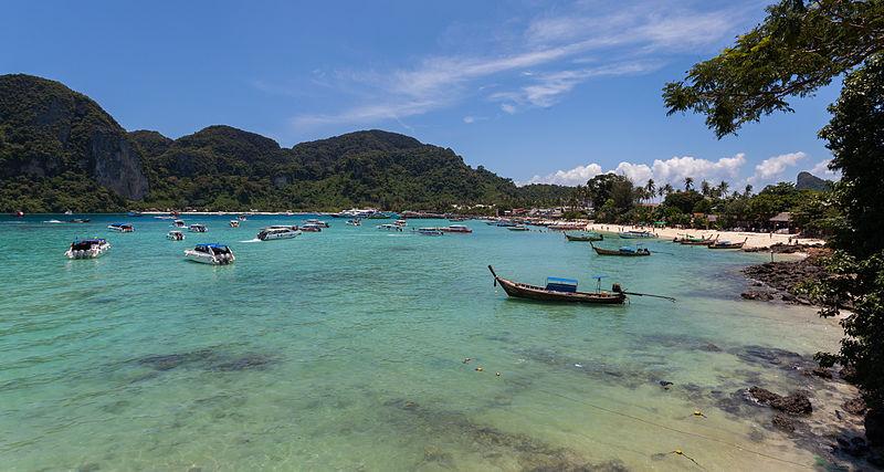 Passeios em Ko Phi Phi Don