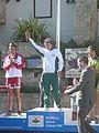 Island Games 2011 men's Town Centre Criterium cycling gold medal winner.JPG