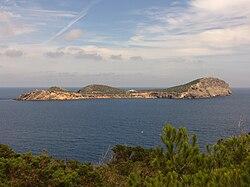 Island Tagomago (from Punta d'en Valls on Ibiza).jpg