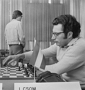 István Csom - Istvan Csom (Amsterdam, 1974)