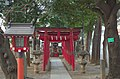 Itoku Inari Shrine(Virtue-and-influence Inari Shrine) - 威徳稲荷神社 - panoramio.jpg