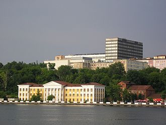 Izhevsk - View of Izhevsk