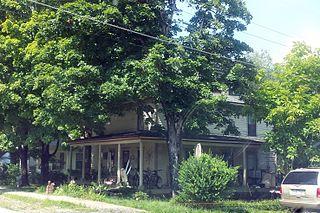 J.C. Miller House