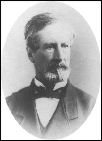 John C. Pemberton - Pemberton in later life