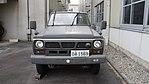 JGSDF Power Supply Vehicle(Nissan Safari, 04-1569) front view at Camp Akeno November 4, 2017.jpg