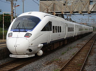 Hitachi A-train - JR Kyushu 885 series White Sonic EMU