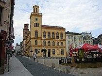 Jablonec nad Nisou, Dolní náměstí, radnice.jpg