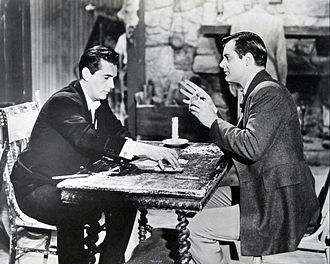 Jack Kelly (actor) - With Richard Long as Gentleman Jack Darby (1960).