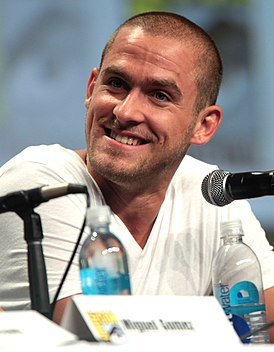 Jack Kesy, The Strain, SDCC 2014 (cropped).jpg