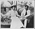 Jack and Charmian London in Hawaii (PP-75-4-018).jpg