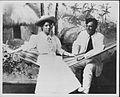 Jack and Charmian London in Hawaii (PP-75-4-018).jpg