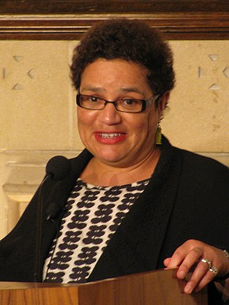 Scottish people - Jackie Kay, Scotland's makar, or national poet