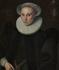 Portrait of Baertje van Adrichem