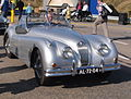 Jaguar XK140 dutch licence registration AL-72-04 pic2.JPG