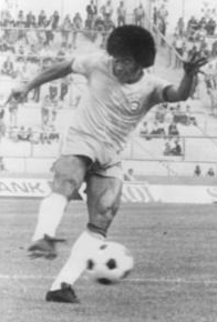 Jairzinho World Cup 22-6-74
